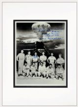 Fred J Olivi Autograph Signed Photo - Nagasaki